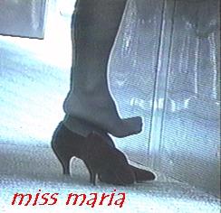 Maria Sexy Pantyhose and High Heel Tease, Porn 0c: